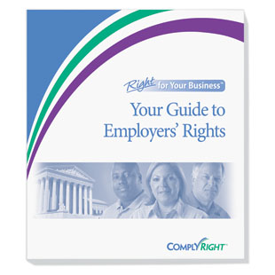 Your Guide to Employer's Rights - Complyright
