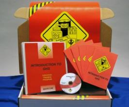 Intro to GHS (The Globally Harmonized System) Regulatory Compliance Kit - Marcom - DVD