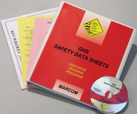 GHS Safety Data Sheets DVD Program - Marcom