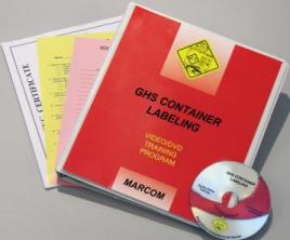 GHS Container Labeling DVD Program - Marcom