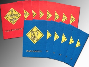 Back Safety Booklet - Marcom
