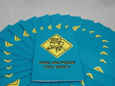 Hand and Power Tool Safety Booklet - Marcom