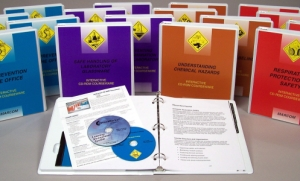 Right-To-Know for Healthcare Facilities CD-ROM Course - Marcom