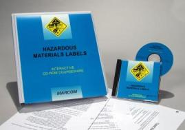 Hazardous Materials Labels CD-ROM Course - MARCOM