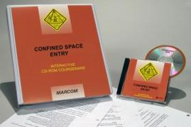 HAZWOPER Confined Space Entry CD-ROM Course - MARCOM