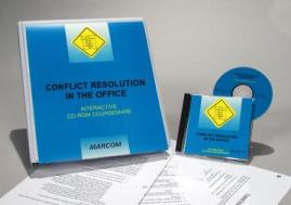 Conflict Resolution in the Office CD-ROM Course - MARCOM