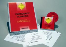 Emergency Planning CD-ROM Course - MARCOM