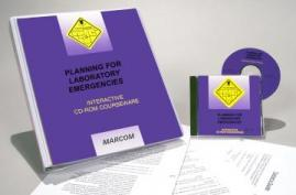 Planning for Laboratory Emergencies CD-ROM Course - MARCOM