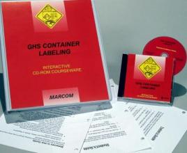 GHS Container Labeling CD-ROM Course - MARCOM