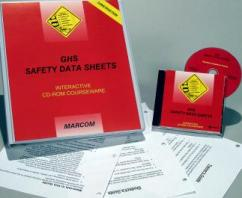 GHS Container Labeling in Construction Environments CD-ROM - MARCOM