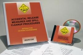 HAZWOPER Accidental Release and Spill Cleanup Procedures CD-ROM Course - MARCOM