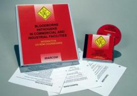 Bloodborne Pathogens in Commercial and Industrial Facilities CD-ROM Course - MARCOM