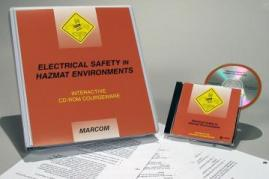 HAZWOPER Electrical Safety in HAZMAT Environments CD-ROM Course - MARCOM