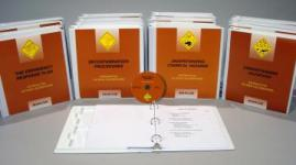 HAZWOPER General HAZWOPER Training Series CD-ROM Package - MARCOM