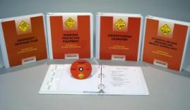 HAZWOPER Emergency Response: Operations CD-ROM Package - MARCOM