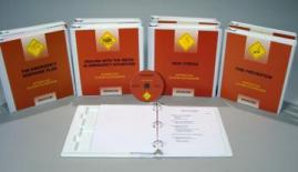 HAZWOPER Supplemental HAZWOPER Training Series CD-ROM Package - MARCOM