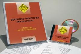 HAZWOPER Monitoring Procedures and Equipment CD-ROM Course - MARCOM