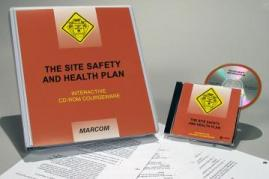 HAZWOPER Site Safety and Health Plan CD-ROM Course - MARCOM
