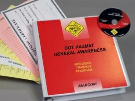 DOT HAZMAT General Awareness DVD Program - Marcom