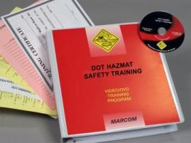 DOT HAZMAT Safety Training DVD Program - Marcom