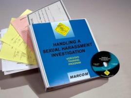 Handling A Sexual Harassment Investigation Video - Marcom