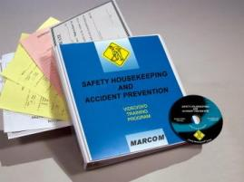 Safety Housekeeping and Accident Prevention DVD - Marcom