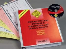 Working with Lead Exposure in Construction Environments DVD - MARCOM
