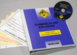 Flammables and Explosives in the Laboratory DVD Program - Marcom