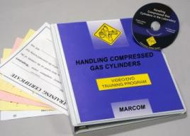 Compressed Gas Cylinders in the Laboratory DVD - MARCOM
