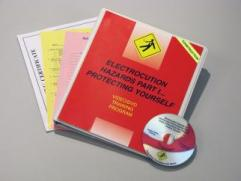 Electrocution Hazards In Construction Environments PART II Employer Requirements DVD - MARCOM