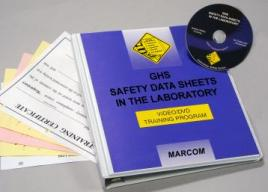 GHS Safety Data Sheets in the Laboratory DVD - MARCOM