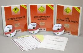 GHS Construction Compliance Package DVD - MARCOM