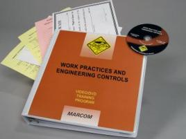 HAZWOPER Work Practices and Engineering Controls DVD - MARCOM