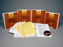 HAZWOPER Emergency Response: Operations DVD Package - MARCOM