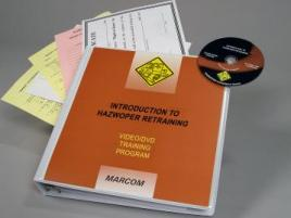 HAZWOPER Introduction to HAZWOPER Retraining DVD Program - MARCOM