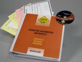 HAZWOPER Handling Hazardous Materials DVD Program - MARCOM
