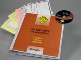 HAZWOPER Site Safety and Health Plan DVD Program - MARCOM