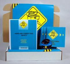 Hand and Power Tool Safety Safety Meeting Kit - Marcom -DVD