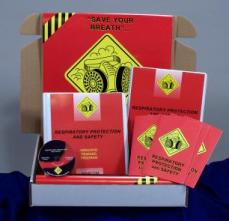 Respiratory Protection and Safety Regulatory Compliance Kit - Marcom -DVD