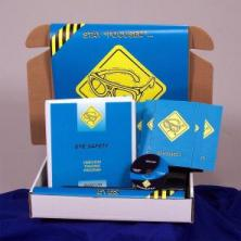 Eye Safety Safety Meeting Kit - Marcom -DVD