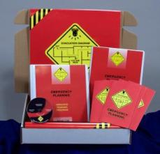 Emergency Planning Regulatory Compliance Kit - Marcom -DVD