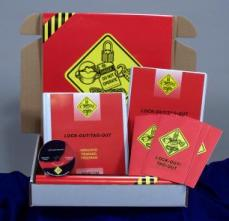 Lock-Out/Tag-Out Regulatory Compliance Kit - Marcom -DVD