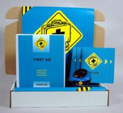 First Aid Safety Meeting Kit - Marcom - DVD