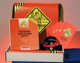 Suspended Scaffolding Safety in Construction Environments - MARCOM - DVD