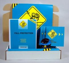 Fall Protection in Construction Environments Safety Kit  - MARCOM - DVD