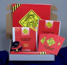 Working with Lead Exposure in Construction Environments Safety Kit - MARCOM - DVD
