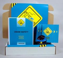 Crane Safety in Construction Environments Construction Safety Kit - MARCOM - DVD