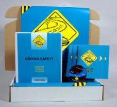 Driving Safety Safety Meeting Kit  - Marcom -DVD