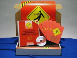 Electrocution Hazards In Construction Environments PART I - Types of Hazards and How You Can Protect Yourself - MARCOM - DVD