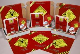 The Globally Harmonized System in Construction Environments  Three Part Kit  Package - MARCOM - DVD